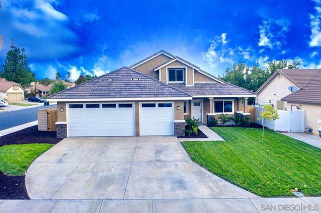 32505 Oak Knoll Drive, Lake Elsinore, CA 92530 (MLS #210028706) :: ERA CARLILE Realty Group