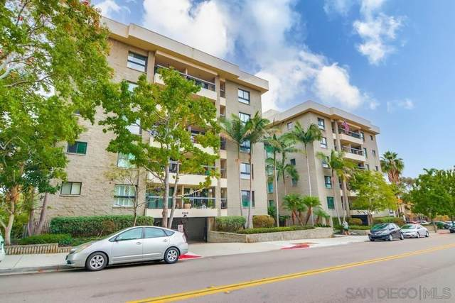 3560 1st Avenue #15, San Diego, CA 92103 (#210028707) :: Necol Realty Group