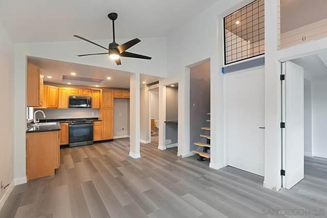 8354 Via Sonoma A, La Jolla, CA 92037 (#210028710) :: Murphy Real Estate Team