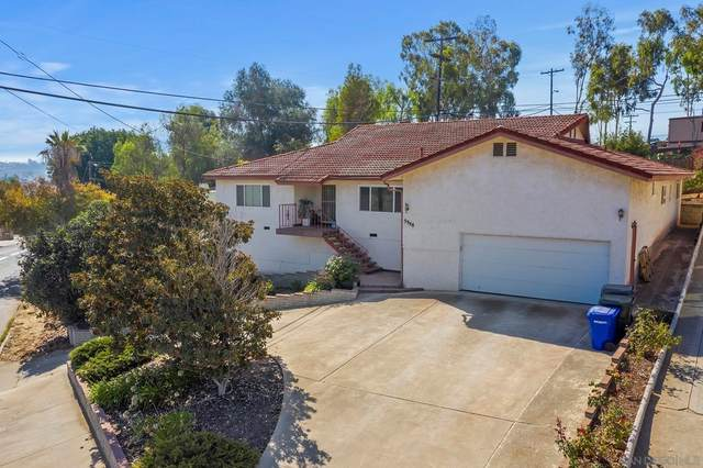 3948 Kenwood Dr, Spring Valley, CA 91977 (#210028711) :: Blake Cory Home Selling Team