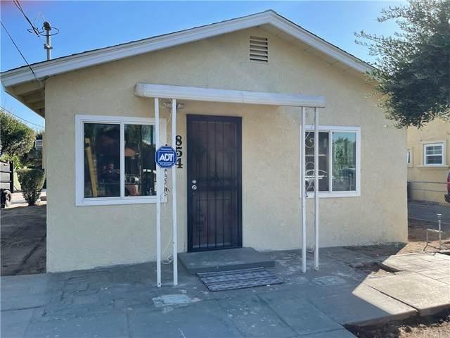 854 E E Street, Colton, CA 92324 (#CV21226960) :: The M&M Team Realty