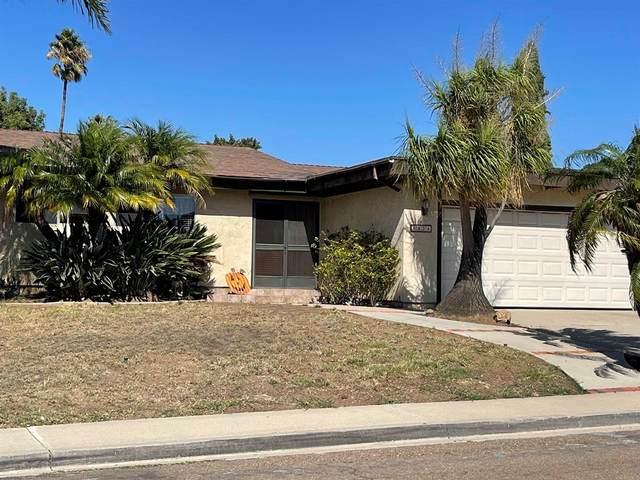 8426 Kreiner Way, Santee, CA 92071 (#PTP2107167) :: RE/MAX Empire Properties