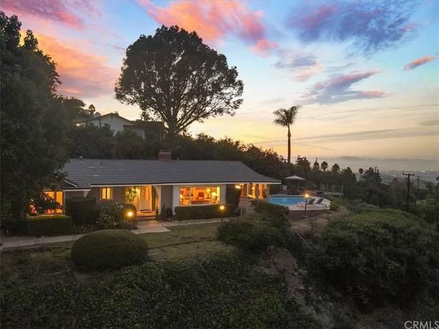 27 Stallion Road, Rancho Palos Verdes, CA 90275 (#SB21223065) :: Go Gabby