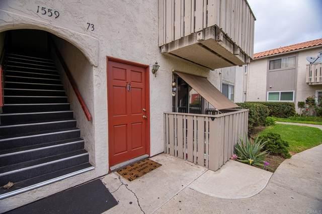 1559 Broadway #74, Chula Vista, CA 91911 (#NDP2111664) :: Zutila, Inc.