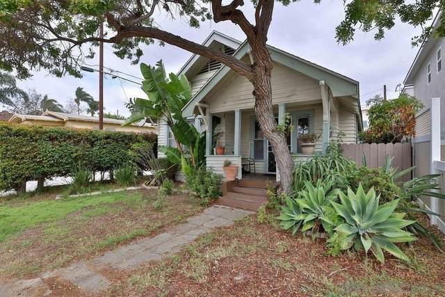 1628 Monroe Ave, San Diego, CA 92116 (#210028715) :: Blake Cory Home Selling Team