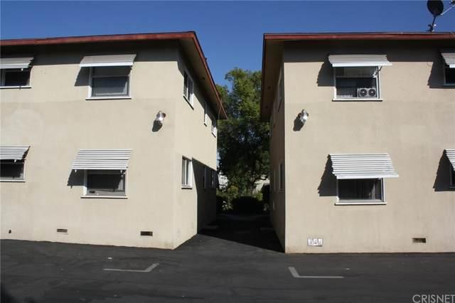 6937 Kester Avenue, Van Nuys, CA 91405 (#SR21227108) :: Blake Cory Home Selling Team