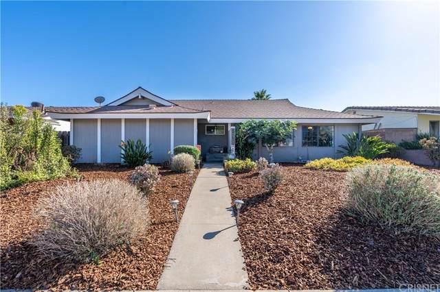16908 Lassen Street, Northridge, CA 91343 (#SR21226840) :: The M&M Team Realty