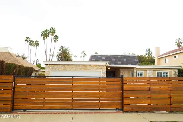 19828 Haynes Street, Woodland Hills, CA 91367 (#221005549) :: Blake Cory Home Selling Team