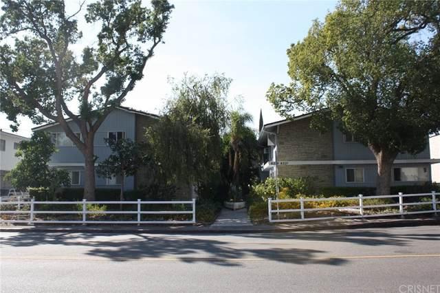 6215 Fulton Avenue, Van Nuys, CA 91401 (#SR21227138) :: Blake Cory Home Selling Team