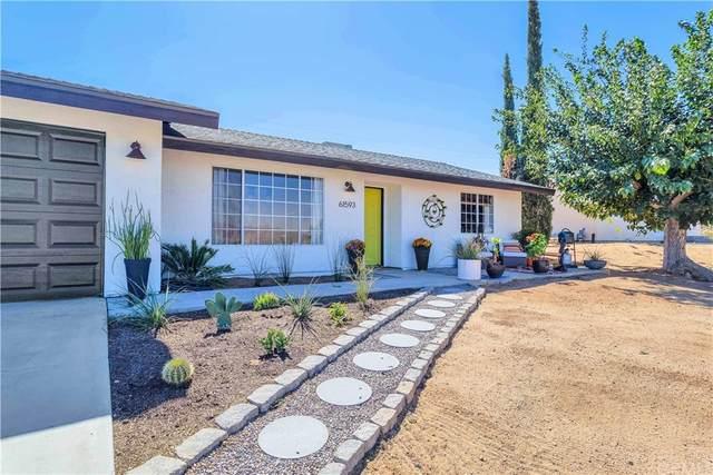 61593 Granada Drive, Joshua Tree, CA 92252 (#JT21225302) :: Team Tami