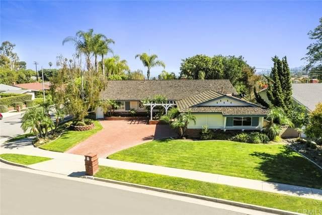 26604 Shadow Wood Drive, Rancho Palos Verdes, CA 90275 (#SB21218063) :: Go Gabby