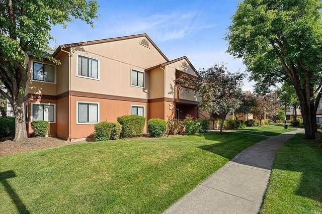 8201 Camino Colegio #129, Rohnert Park, CA 94928 (#ML81866560) :: Zutila, Inc.