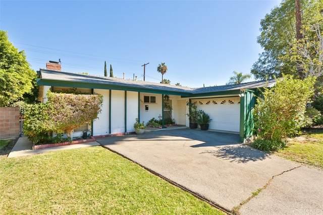 11838 Paso Robles Avenue, Granada Hills, CA 91344 (#SR21227046) :: Necol Realty Group