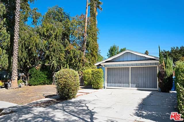 6576 Cleomoore Avenue, West Hills, CA 91307 (#21794828) :: Latrice Deluna Homes