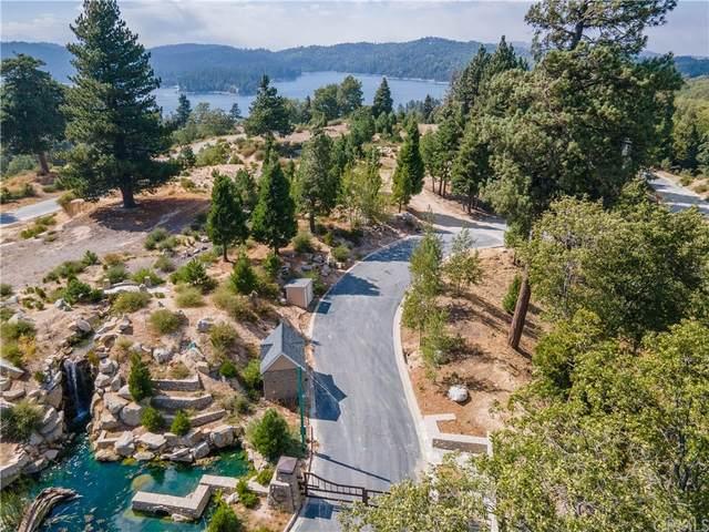 167 Mill Pond Road, Lake Arrowhead, CA 92352 (#TR21225265) :: Necol Realty Group