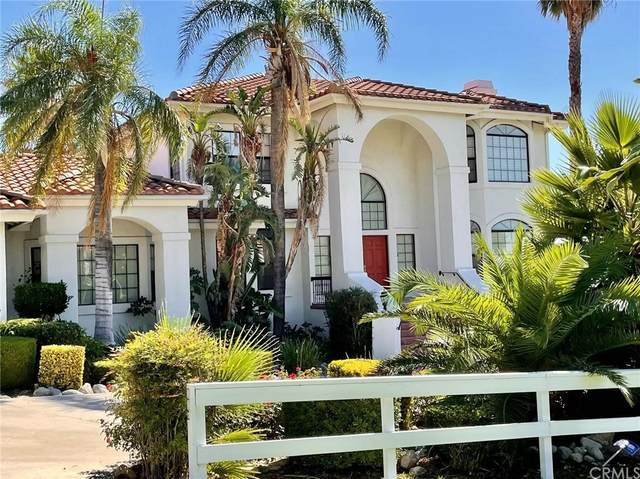 5469 Canistel Ave, Rancho Cucamonga, CA 91737 (#TR21226220) :: The Laffins Real Estate Team