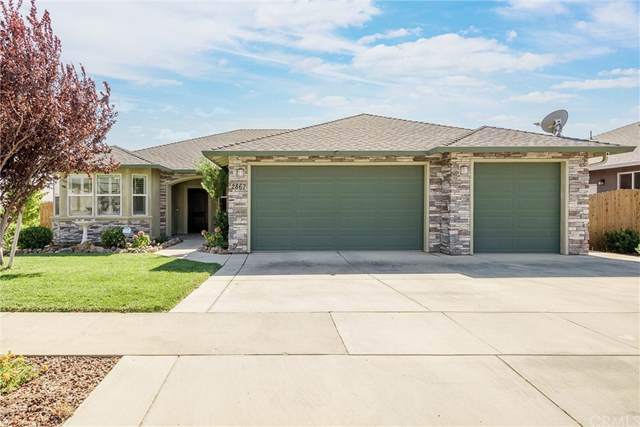 2867 Wingfield Avenue, Chico, CA 95928 (#SN21225179) :: The Laffins Real Estate Team