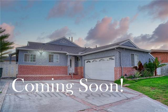 16915 Ainsworth Avenue, Torrance, CA 90504 (#SB21224950) :: Blake Cory Home Selling Team