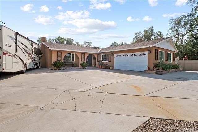 11144 Blucher Avenue, Granada Hills, CA 91344 (#SR21226610) :: Necol Realty Group