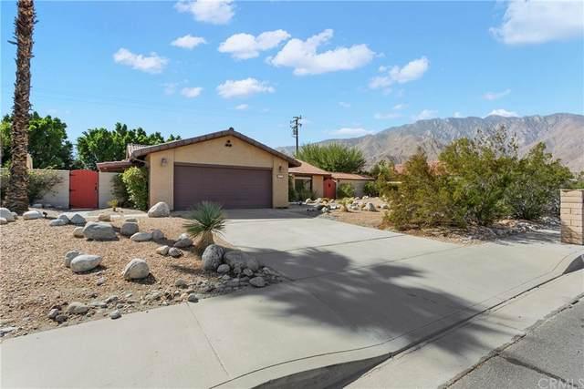 401 E San Rafael Drive, Palm Springs, CA 92262 (MLS #PW21227190) :: Brad Schmett Real Estate Group