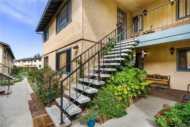 1060 Baden Avenue #9, Grover Beach, CA 93433 (#PI21226680) :: Compass