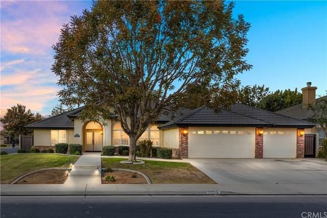 11510 Yarborough Avenue, Bakersfield, CA 93312 (#NS21227300) :: Blake Cory Home Selling Team