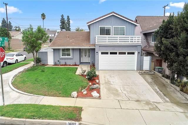 19202 Cliveden Avenue, Carson, CA 90746 (#SR21224067) :: Blake Cory Home Selling Team