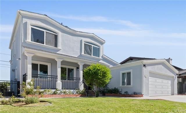 2647 Grand Summit Road, Torrance, CA 90505 (#SB21221466) :: Blake Cory Home Selling Team