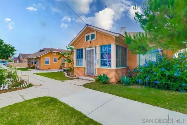 708 24 J Ave, National City, CA 91950 (#210028727) :: Latrice Deluna Homes
