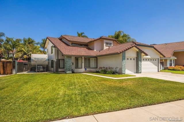 2106 Donahue, El Cajon, CA 92019 (#210028736) :: Blake Cory Home Selling Team