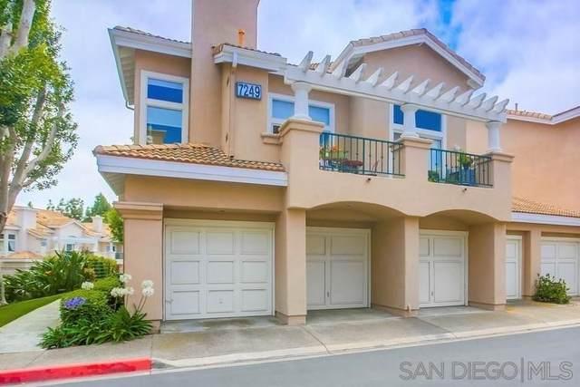 7249 Calabria Ct #59, San Diego, CA 92122 (#210028748) :: Blake Cory Home Selling Team