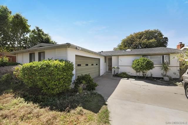 1534 Via Madrina St, San Diego, CA 92111 (#210028737) :: RE/MAX Empire Properties