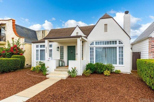 4432 38th St, San Diego, CA 92116 (#PTP2107175) :: Necol Realty Group