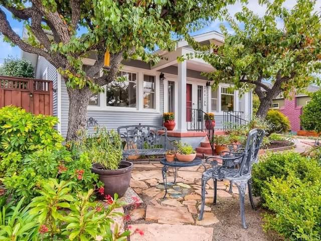 2441 Pamo Avenue, San Diego, CA 92104 (#NDP2111678) :: Blake Cory Home Selling Team