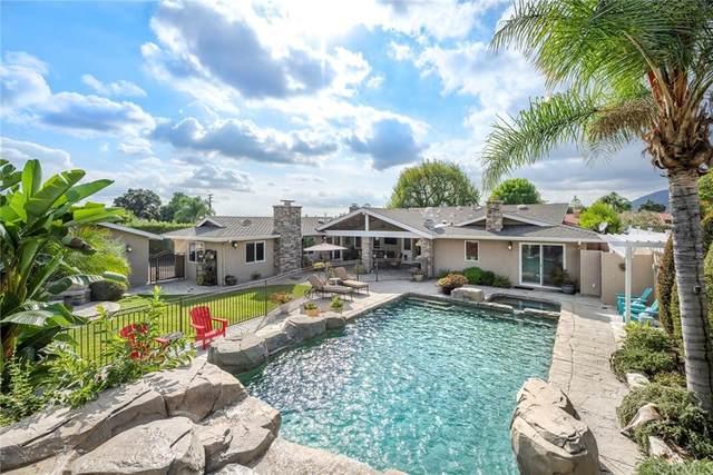 1360 Pebble Springs Lane, Glendora, CA 91741 (#PW21226843) :: Necol Realty Group