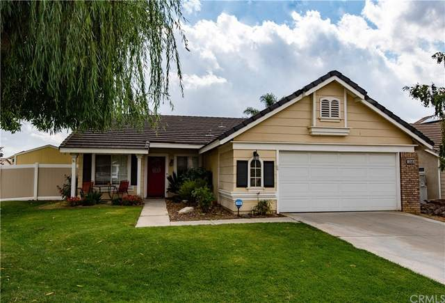 33565 Tahitian Place, Yucaipa, CA 92399 (#EV21227050) :: McKee Real Estate Group Powered By Realty Masters & Associates