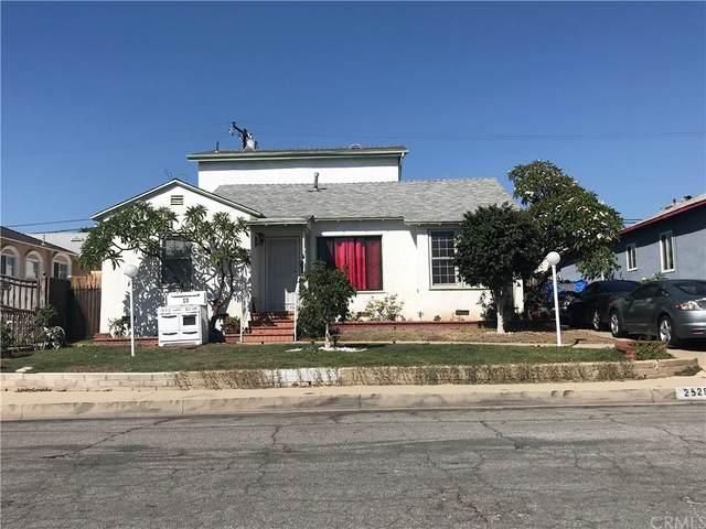 2528 W Via Corona, Montebello, CA 90640 (#MB21227460) :: RE/MAX Empire Properties