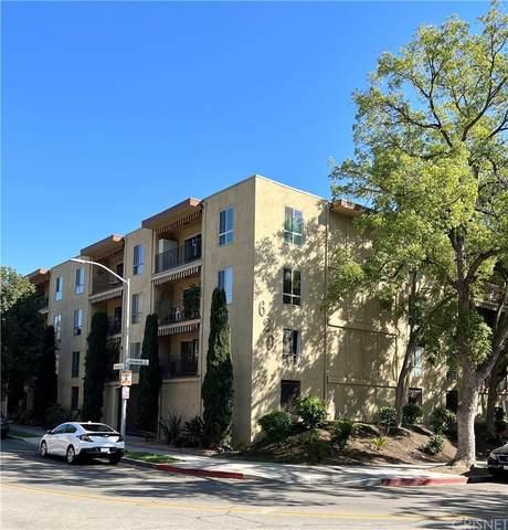 620 N Kenwood Street #213, Glendale, CA 91206 (#SR21226741) :: The M&M Team Realty