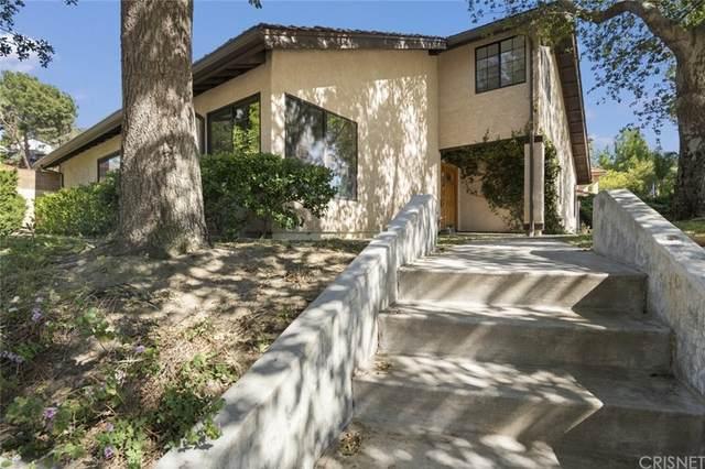 19055 Rinaldi Street, Porter Ranch, CA 91326 (#SR21227443) :: Necol Realty Group