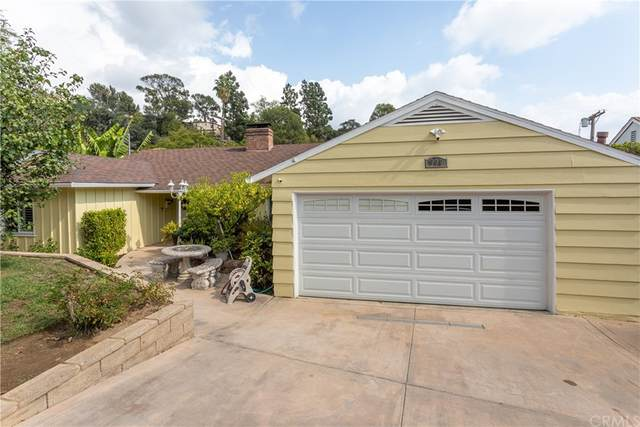 660 Woodbury Road, Glendale, CA 91206 (MLS #BB21227371) :: ERA CARLILE Realty Group