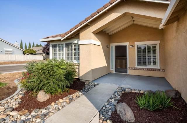 1791 Tennis Lane, Tracy, CA 95376 (#ML81866650) :: RE/MAX Masters