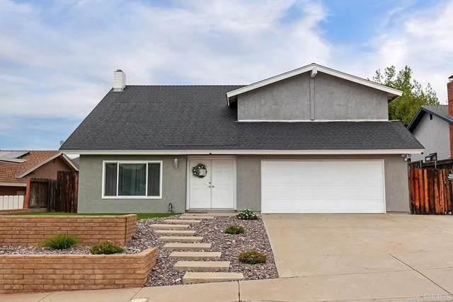 13634 Cunning Ln, Lakeside, CA 92040 (#PTP2107174) :: Blake Cory Home Selling Team