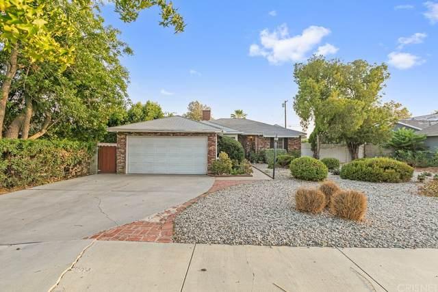 20350 Lanark Street, Winnetka, CA 91306 (#SR21227382) :: Blake Cory Home Selling Team