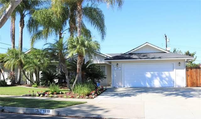 1313 Ponderosa Avenue, Fullerton, CA 92835 (#RS21226562) :: Necol Realty Group