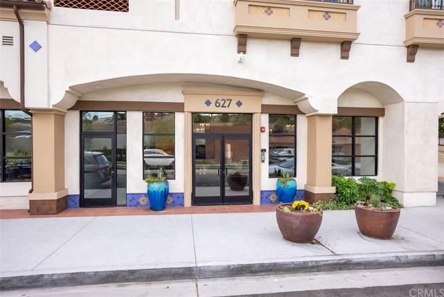 627 Deep Valley Drive #207, Rolling Hills Estates, CA 90274 (#PW21226968) :: Millman Team