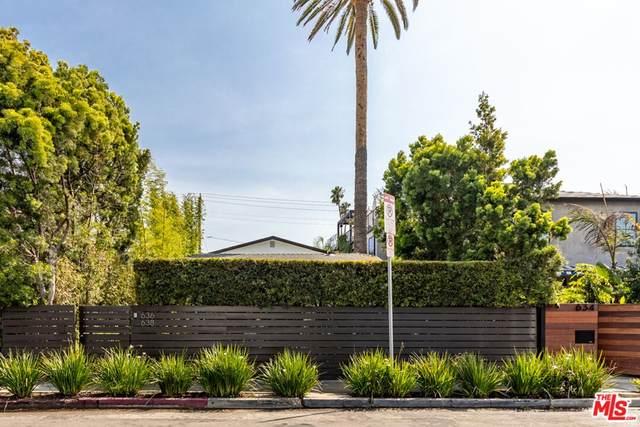 636 Brooks Avenue, Venice, CA 90291 (#21790888) :: CENTURY 21 Jordan-Link & Co.