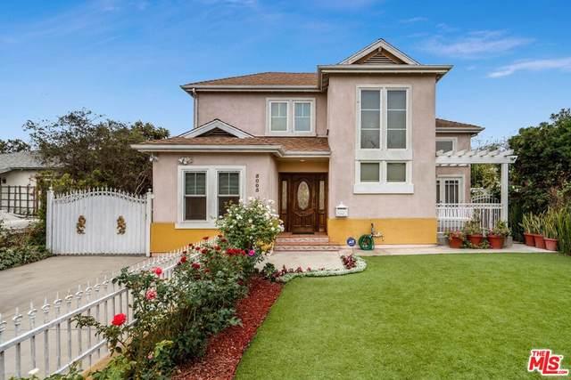 5005 Berryman Avenue, Culver City, CA 90230 (#21792428) :: Necol Realty Group