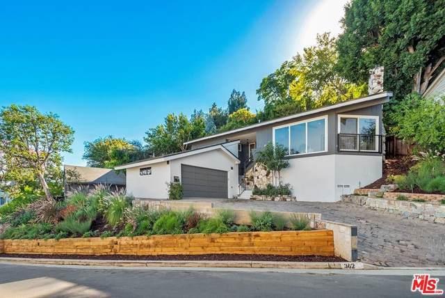 3624 Shannon Road, Los Angeles (City), CA 90027 (#21793060) :: Mainstreet Realtors®
