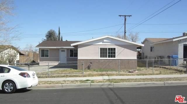 309 Ute Avenue, Barstow, CA 92311 (#21794524) :: Blake Cory Home Selling Team