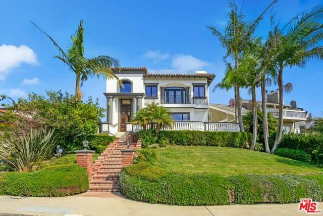 7112 Rindge Avenue, Playa Del Rey, CA 90293 (#21794636) :: Bill Ruane RE/MAX Estate Properties